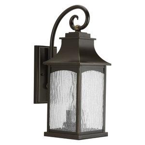 Maison 2-Light Wall Lantern, Medium, Oil Rubbed Bronze