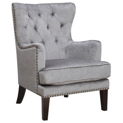 Transitional Armchairs And Accent Chairs by AC Pacific Corporation