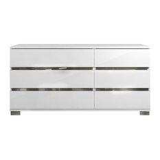 Star International Furniture Icon Double Dresser Dressers