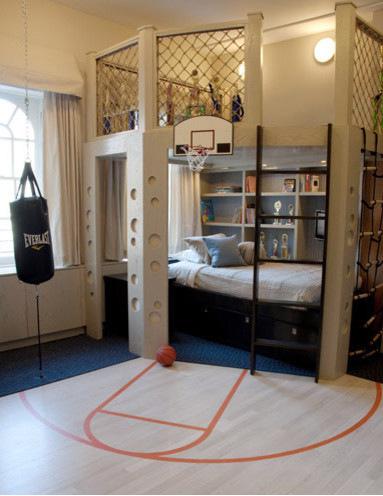 Basketball Bedrooms. Best 25 Basketball bedroom ideas on Pinterest ...