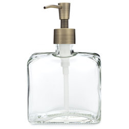 Contemporary Soap & Lotion Dispensers by Rail19