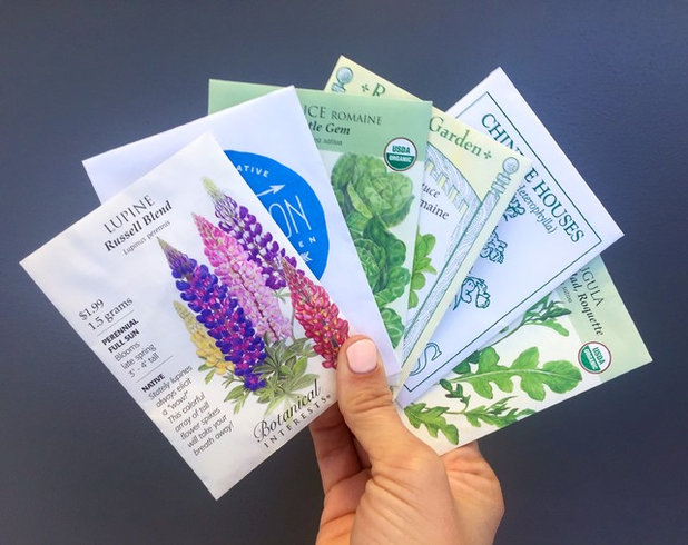 Making Sense of a Seed Packet