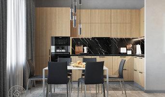 Дизайн-проект однокомнатной квартиры в стиле Лофт