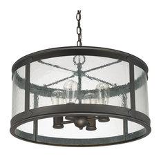 Capital Lighting   Dylan 4 Light Outdoor Pendant Light   Outdoor Hanging  Lights