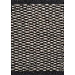 Linie Asko Rug, Black, 140x200 cm