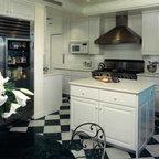 Fiberfloor Kitchen Traditional Kitchen Cleveland