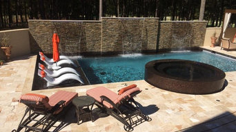 Gunite Pool in Birmingham, Al