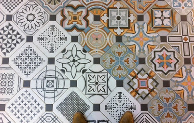 Tile Goes High Tech at Italy's Big Expo