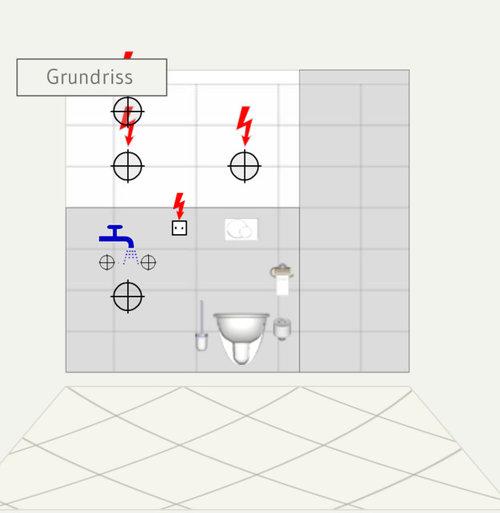 Badezimmer Renovierung Wie Hoch Sollte Ein Vorsprung Im Bad Sein