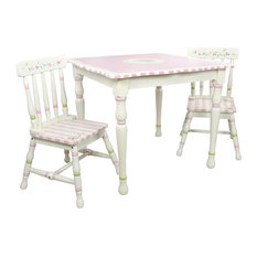 Teamson Kids Bouquet Table and Chair Set