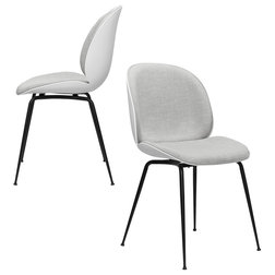 Midcentury Dining Chairs by Laura Davidson Direct