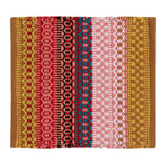Handwoven India Placemats, Multicolour, Set of 4