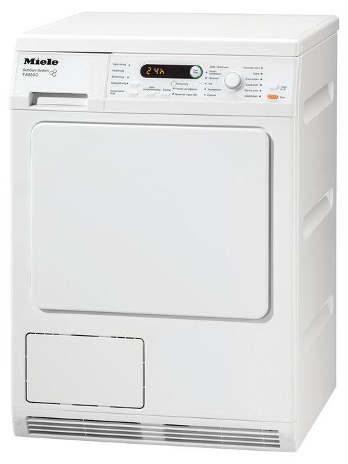 ミーレ 乾燥機 T 8823 C ¥324,000(税込) <※斜め操作パネル> - 乾燥機