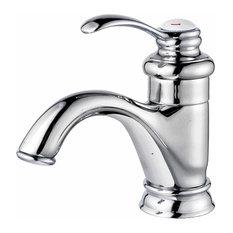 farmhouse bathroom faucet. Renovator\u0027s Supply - Bathroom Faucet Chrome Plated Ashley Single Hole 1 Handle Faucets And Farmhouse B
