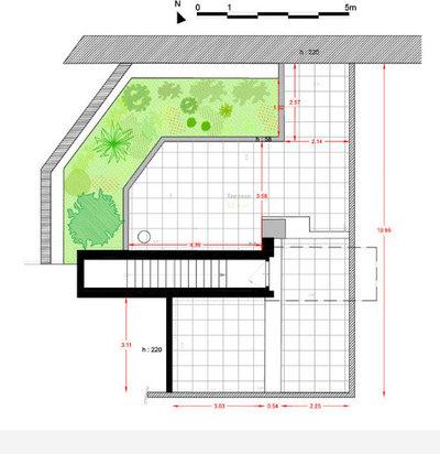 Avant/Après : Un toit-terrasse vue sur Montmartre rénové de A à Z
