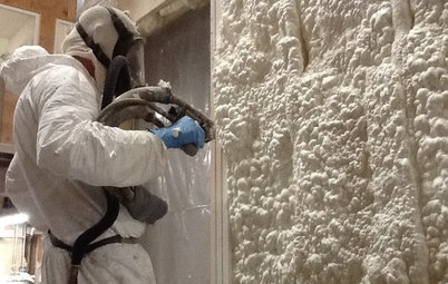 Insulation Basics: What to Know About Spray Foam