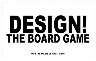 Let's Play: Design! The Board Game