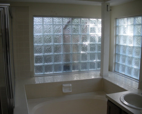 Glass Block Bathroom Windows   Windows