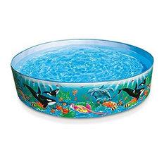 """Intex Ocean Reef Snapset Pool, 6'x15"""""""