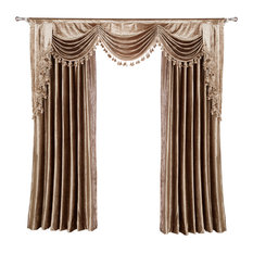 50 Most Popular Victorian Curtains And Drapes For 2018 Houzz