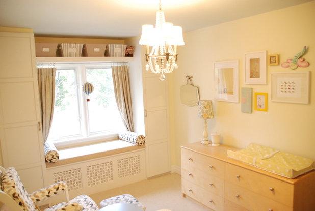 Contemporary Nursery by Jennifer - Rambling Renovators