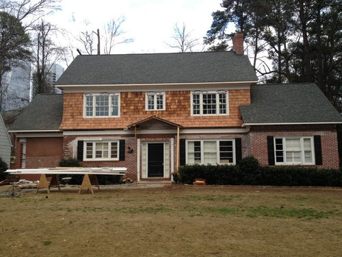 Need Help For Exterior Paint Color Options Brick And