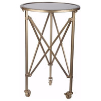 Stunningly Trimmed Tennyson Side Table
