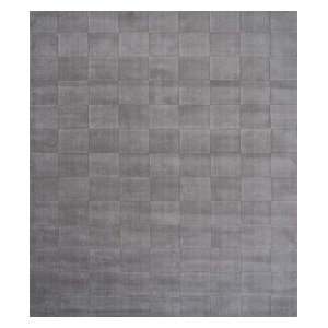 Luzern Rug, Light Grey, 170x240 cm