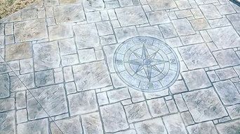 Stamped Concrete Services in Torrance, CA