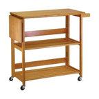 Radley Foldable Kitchen Cart