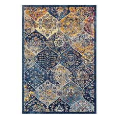 """Amer Rugs Inc. - Manhattan 40 Multi Power-Loomed Runner Rug 2'6""""x6' by Amer - Hall and Stair Runners"""