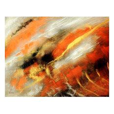 """Caribbean Sky"" by Paul Laoria, Giclee Canvas Wall Art, 20""x26"""