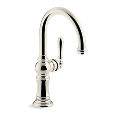 "Kohler Artifacts 1-Handle Bar Faucet w/ 13-1/16"" Swing Spout"
