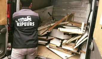 Nouveau service d'évacuation des déchets de chantiers à la demande