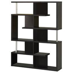 Contemporary Bookcases by Coaster Fine Furniture
