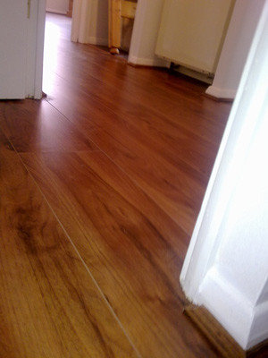 Amtico Flooring To Premises In South London Residence