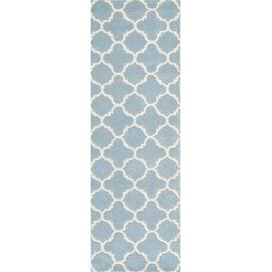 Safavieh Chatham CHT717B 8'x10' Blue Rug