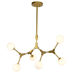 Midcentury Chandeliers by Design Living