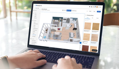Houzz Pro 3D Floor Planner Helps You Quickly Create 3D Images