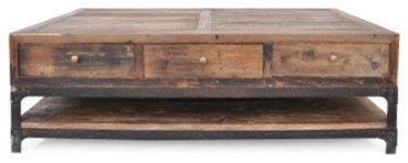 Remington Coffee Table Coffee Tables