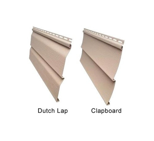 Dutch Lap Or Clapboard