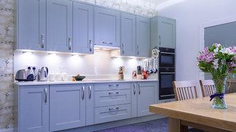 Victorian Kitchen transformation