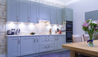 Victorian Kitchen transformation