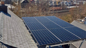 Finished Solar Projects