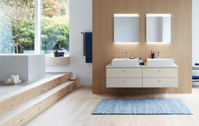 Salone del Mobile 2018: 7 tendencias del baño actual