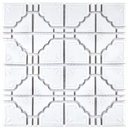 Traditional Mosaic Tile by SomerTile
