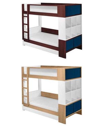 Contemporary Bunk Beds modern bunk beds @ spacify