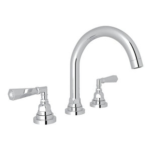 Rohl A2328LM-2 San Giovanni 1.2 GPM Widespread Bathroom Faucet