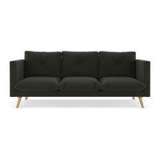 Colton Sofa Linen Weave Peppercorn