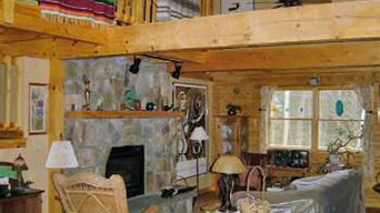 Moose Creek Log Home